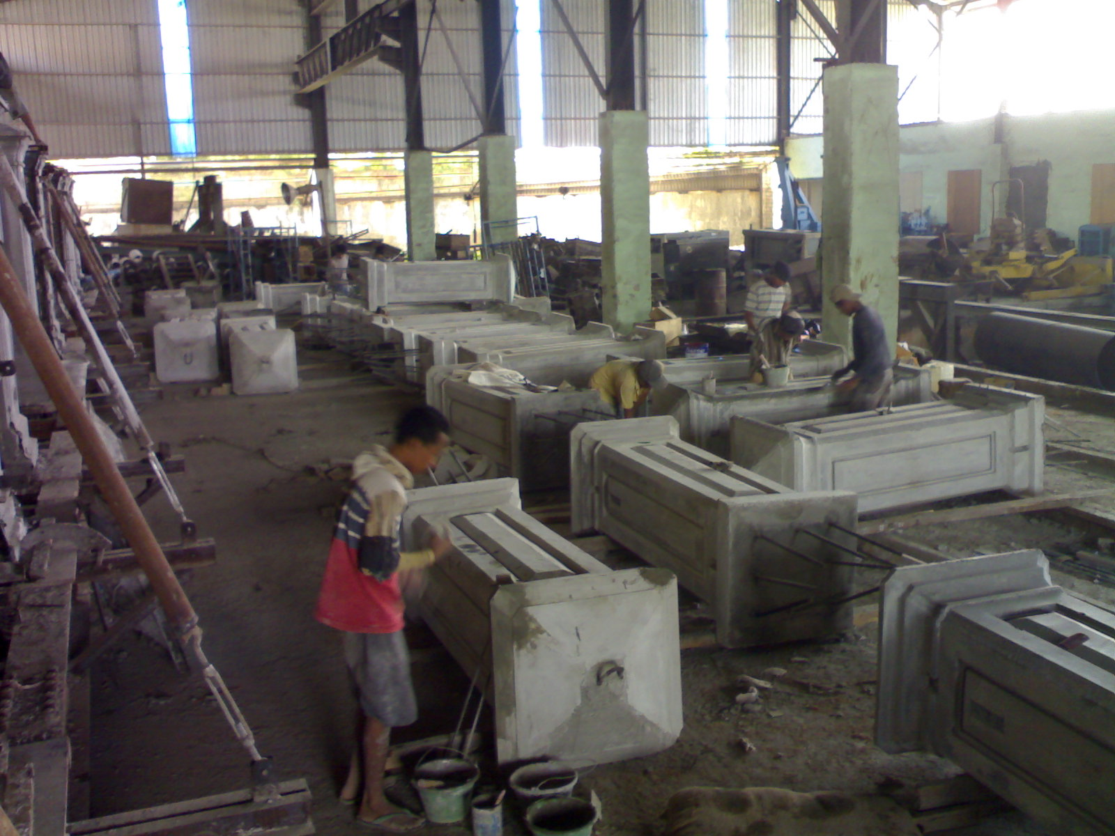 jms beton  proyek sekertariat negara    istana negara