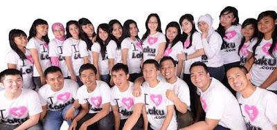kebersaman Team Laku.com