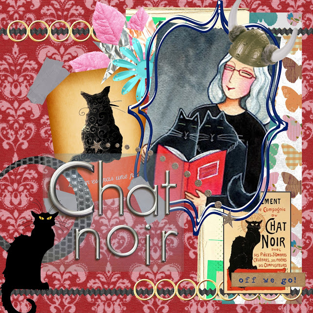 Poobah Chat Noir