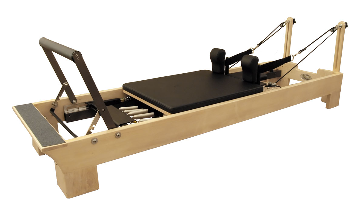 Pilates Reformer Exercises List - Viewing Gallery