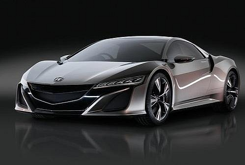 Hondayes Honda Motor Co Ltd Adr Hmc Acura S Nsx The Next Big Thing