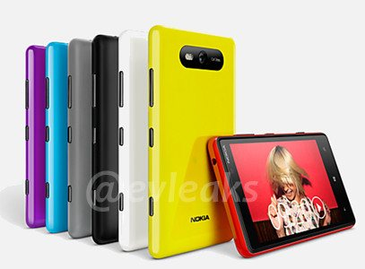 Nuova generazione di smartphone wp8 di Nokia
