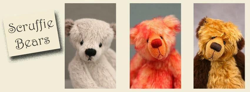 Scruffie Bears