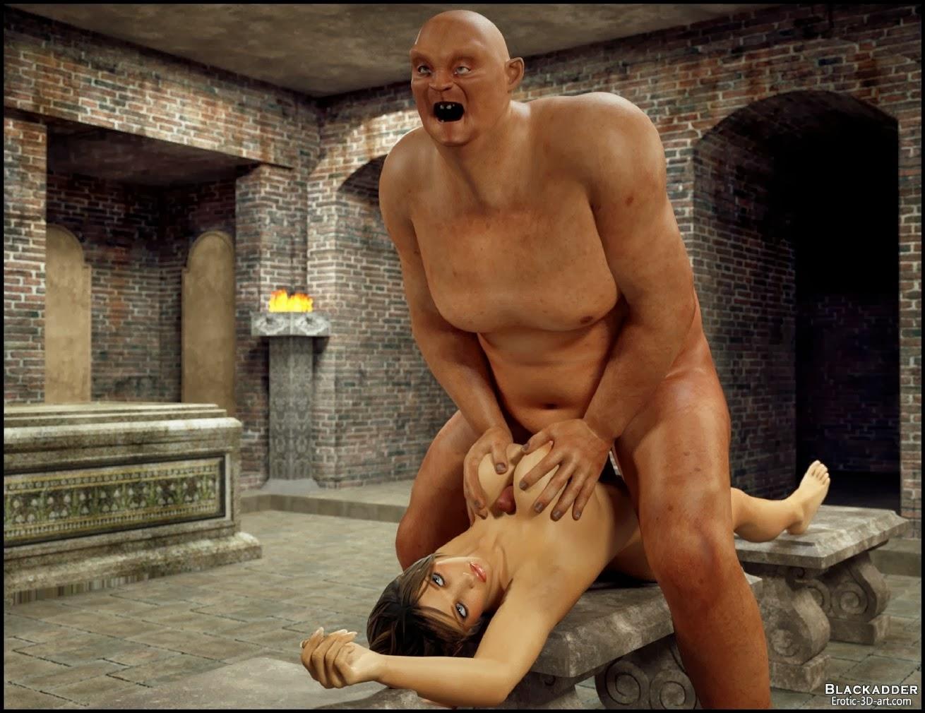 Секс эротика монстры 11 фотография