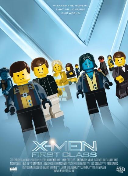 Lego -  X-Men First Class