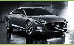 Audi Prologue Concept, bello anticipo