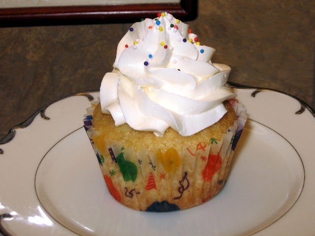 how to make a quick cupcake mix