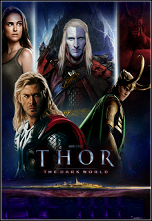 Download Thor: O Mundo Sombrio DVDRip AVI Dual Áudio + RMVB Dublado