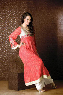 Long Salwar Kameez Design Collection 2011