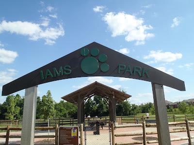 Iams Dog Park Fayetteville Arkansas