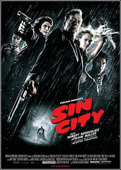 Download - Sin City - A Cidade do Pecado - DVDRip RMVB - Dublado