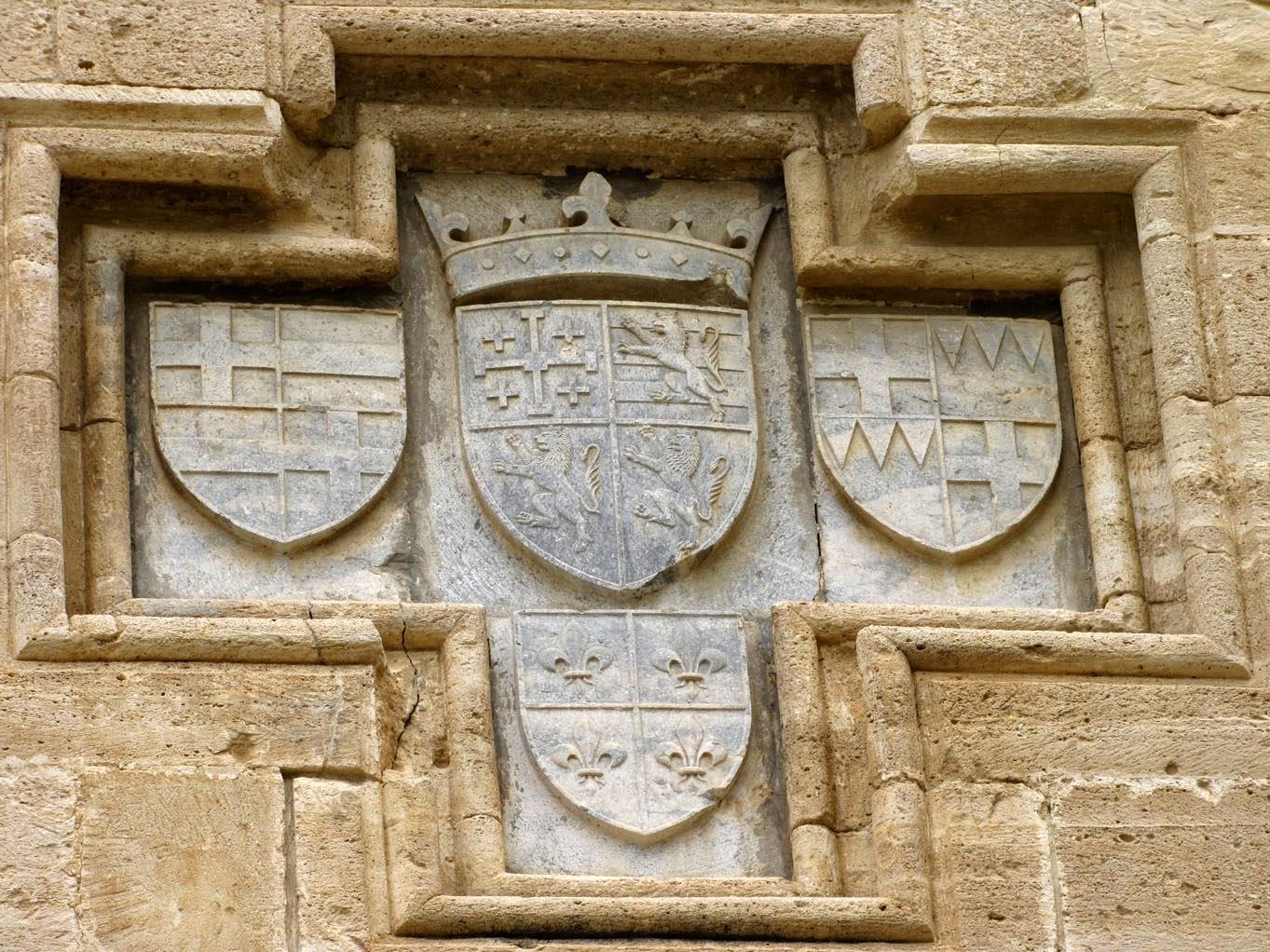 Chipre - castillo de Kolossi