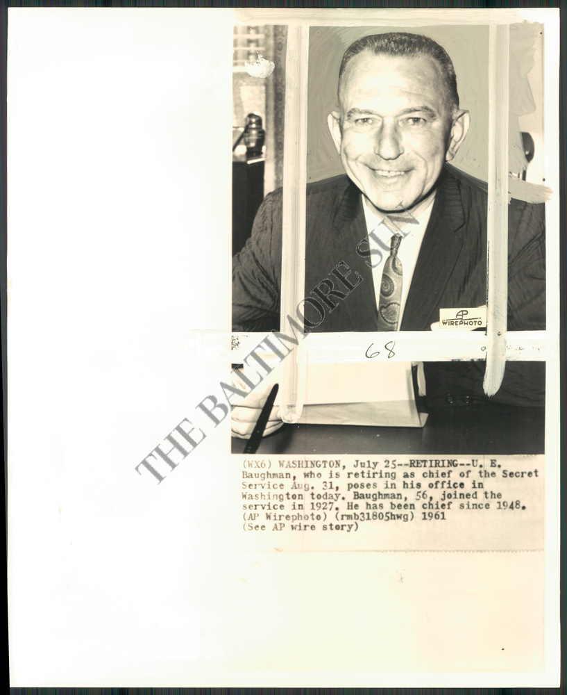 U.E. Baughman