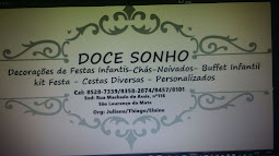 DOCE SONHO