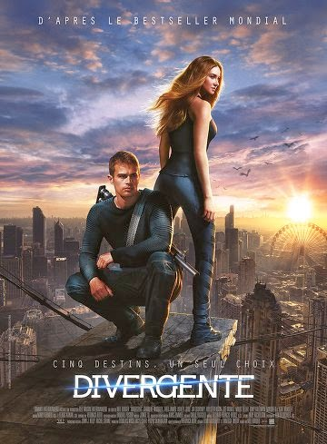 Regarder Divergent en streaming