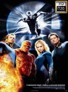 Los 4 Fantasticos y Silver Surfer (2007)
