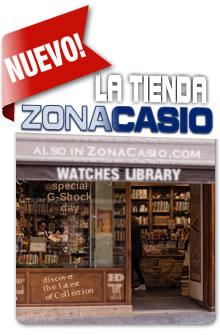 La tienda de ZonaCasio