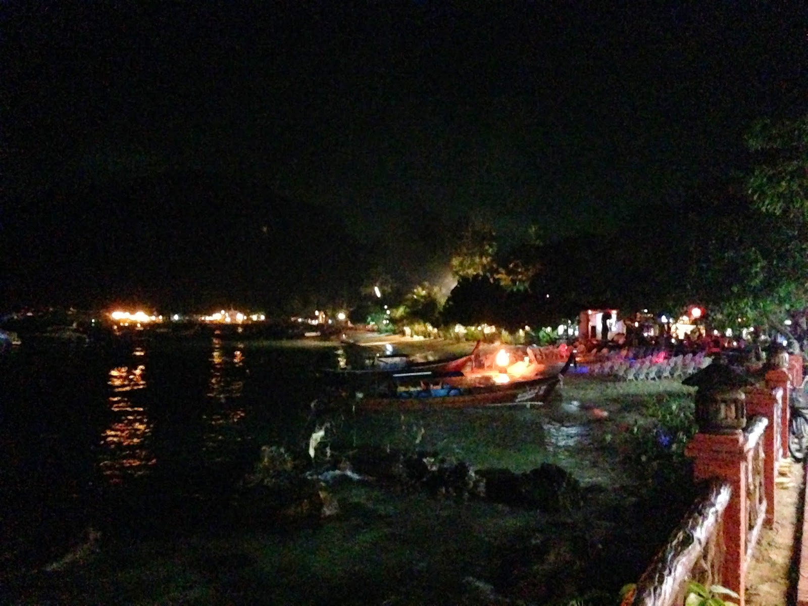 Night at Phi Phi