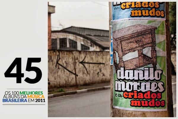 Danilo Moraes - Danilo Moraes e os Criados Mudos