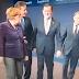 Video: Merkel se queda estupefacta cuando Rajoy le dice que Podemos puede ser segunda fuerza