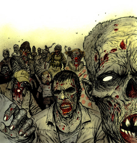 question what are zombies zombies are undead human corpses that