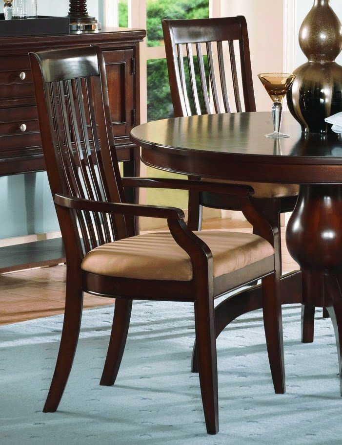 28 dining room chairs cherry cherry dining room for Cherry dining room chairs