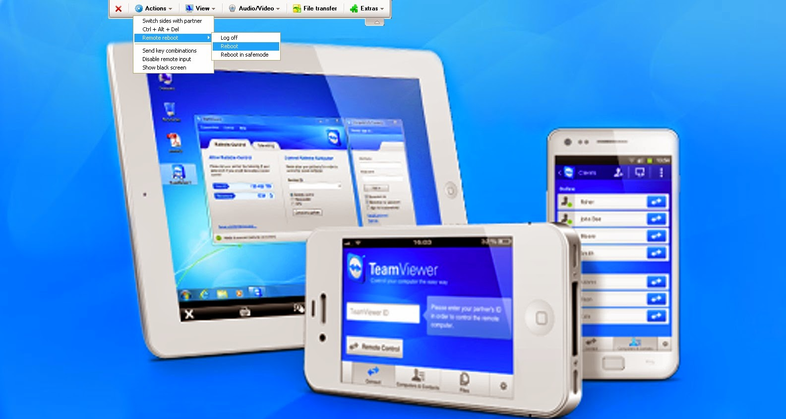 TeamViewer 10.0.36244 Premium & Corporate Incl.Patch Free Download
