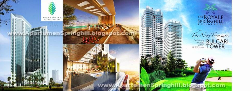 Apartemen Springhill Kemayoran