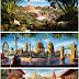 KREATIF KOT - Jika Pemandangan Dunia Adalah Daripada Makanan (29 Gambar)