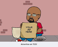 Advertise with me!