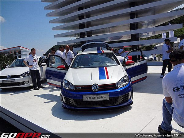 APR Tuning Reifnitz Volkswagen Golf GTi 2011