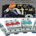 شرح  القاطع  الكهربائي circuit breaker وكيفية عمله