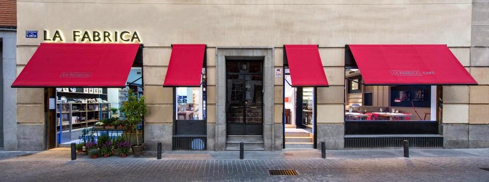 Librería La Fábrica, Madrid