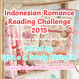 Indonesian Romance Reading Challenge 2015