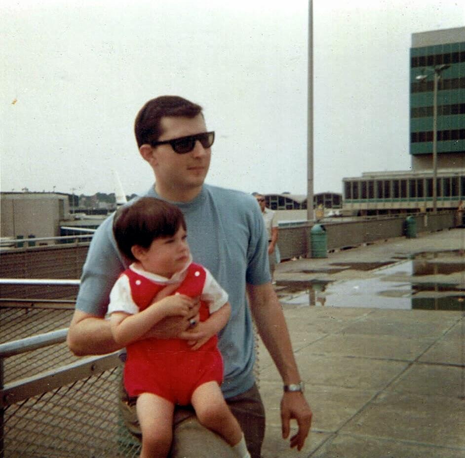 Rick and Greg Schermerhorn 1969