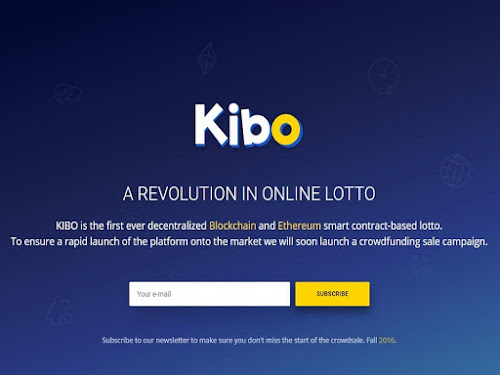 KIBO Lotto Publishes Video Review of the User Interface
