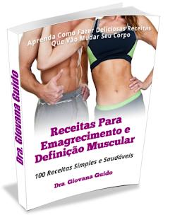 100 Rceitas mara emagrecer e definição muscular