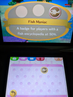 Animal Crossing New Leaf Badges