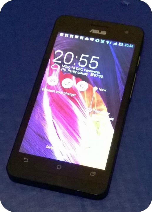 Asus Zenfone 5 LTE #ZentasticXmas