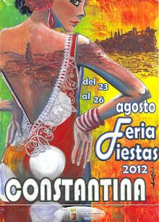 Constantina - A través de la piel - Antonio Manuel Medina Rivas