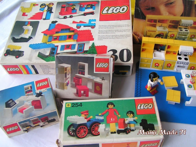 Ich war und bin ein LEGO Kind - I was and I am a LEGO Child