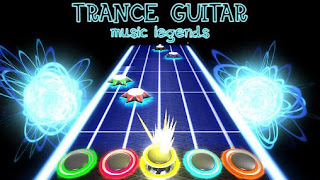 Screenshots of the Trance guitar music legends for Android tablet, phone.