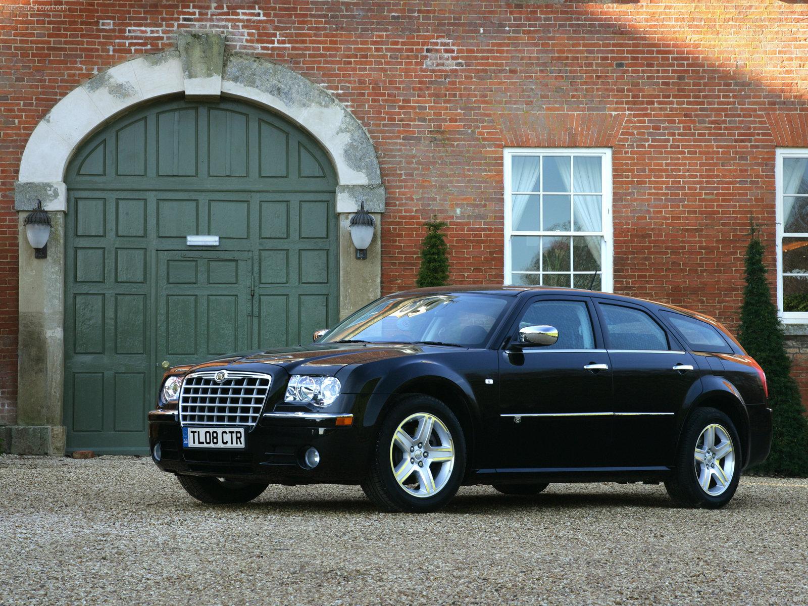 Hình ảnh xe ô tô Chrysler 300C Touring UK Version 2008 & nội ngoại thất