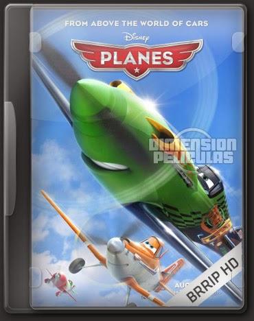 Planes (BRRip HD Inglés Subtitulada) (2013)