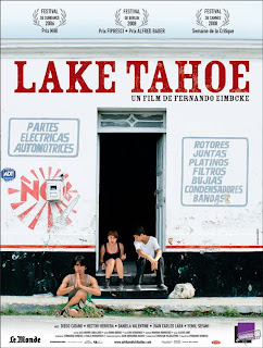 Lake Tahoe - Nad jeziorem Tahoe - 2008
