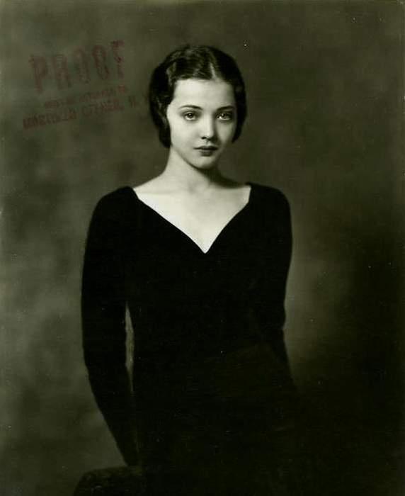 Sylvia Sidney, 1930s #vintage #photo #1930s #fashion