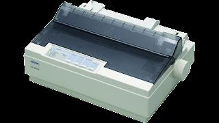 jual printer dotmatrix second printer dotmatrix lx 300 printer