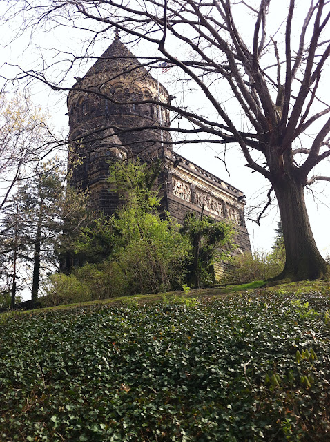 Garfield's Tomb