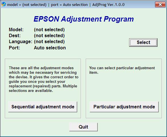 Adjprogcracked epson l120