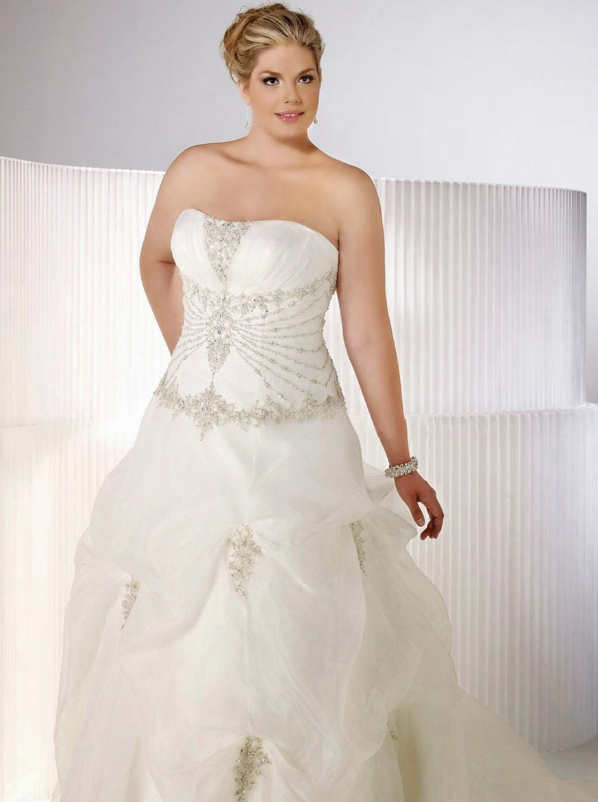Plus Size Ivory Wedding Dresses Photos HD Concepts Ideas